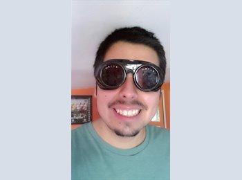 Gonzalo - 23 - Estudiante