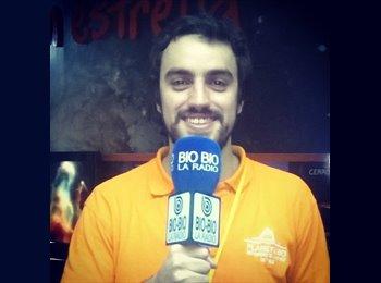 CompartoDepto CL - Emilio - 26 - Santiago de Chile