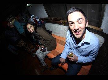 CompartoDepto CL - javier - 20 - Valparaíso
