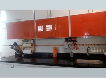CompartoApto CO - Habitación amoblada en Capillana - Cúcuta, Cúcuta - COP$0 por mes