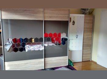 EasyWG DE - Möblierte 2er WG in netter 3-Zimmer Wohnung - Wangen, Stuttgart - 350 € pm
