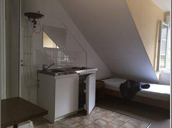 Appartager FR - Quimper plein centre ville, studette meublée - Quimper, Quimper - 295 € / Mois