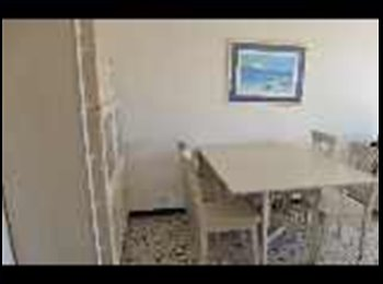 Appartager FR -  appartement 3p  meublé vue mer antibes juan les pins - Juan-les-Pins, Cannes - 500 € / Mois