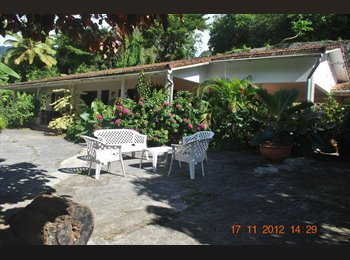 Appartager FR - logement indépendante dans une belle Villa creole - Le Morne-Vert, Le Morne-Vert - 400 € / Mois