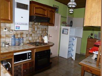 Colocation à 3 - 1 chambre disponible