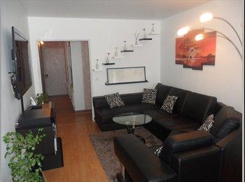 Chambre dans un appartement meublé à Colombes