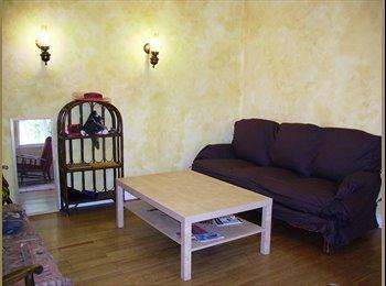 Appartager FR - Très belle chambre _Maison 130 m2 BRIGNAIS Centre - Brignais, Lyon - 270 € / Mois