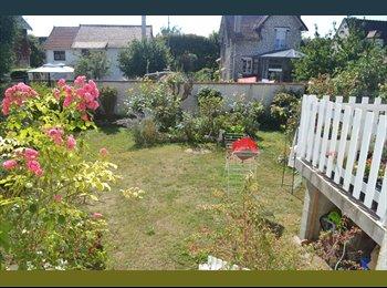 Appartager FR - Chambre chez l'habitant RER Cergy/Paris - Conflans-Sainte-Honorine, Paris - Ile De France - 450 € / Mois
