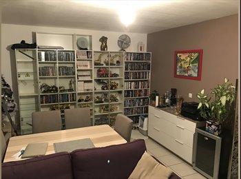 Appartager FR - Loue chambre chez l'habitant quartier Terre-Neuve - St Jean - Belcier - Carle Vernet - Albert 1er, Bordeaux - 450 € / Mois