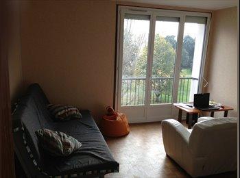 Appartager FR - Chambre a luer/coloc dans un appartementT3a Pessac - Pessac, Bordeaux - 400 € / Mois