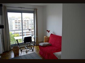 Appartager FR - Chambre Paris 12/Daumesnil dans appart 100M2- 650€ - 12ème Arrondissement, Paris - Ile De France - 650 € / Mois