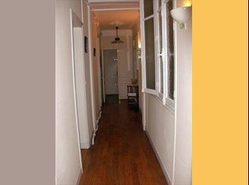 Appartager FR - T4 87m carré pour2 à 10min de Paris St Lazare 560€ - Colombes, Paris - Ile De France - 560 € / Mois