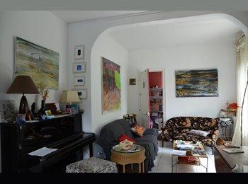 Appartager FR - Proximité Rouen maison très sympathique - Rouen, Rouen - 450 € / Mois