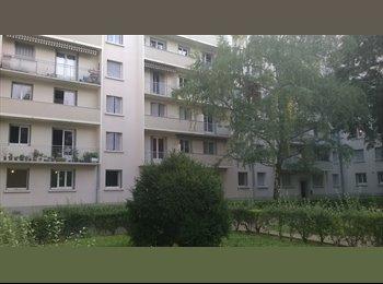 Appartager FR - Colocation 3 pers. Lyon Monplaisir-idéal étudiants - 8ème Arrondissement, Lyon - 370 € / Mois