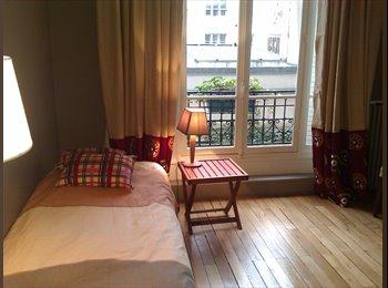 Appartager FR - Chambre à louer dans un grand appartement - 14ème Arrondissement, Paris - Ile De France - 650 € / Mois