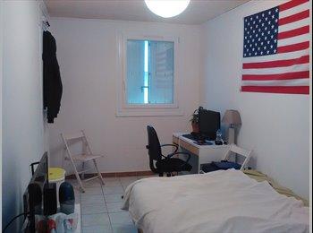 Appartager FR - une chambre disponible proche hôpitaux faculté - Prés d'Arènes, Montpellier - 300 € / Mois