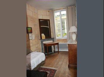 Appartager FR - JOLIES CHAMBRES AUX CHARTRONS - Grand Parc Chartrons, Bordeaux - 450 € / Mois