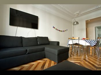 3ème coloc   112 m²   appart rénové   Sdb privée