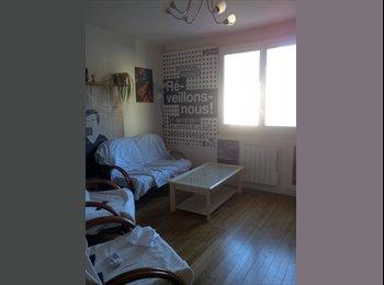 Appartager FR - recherche d'une nouvelle colocataire - Sud-Gare, Rennes - 300 € / Mois