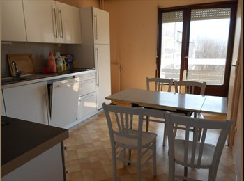 Appartager FR - Appartement spatieux près d'Annecy - Seynod, Annecy - 684 € / Mois