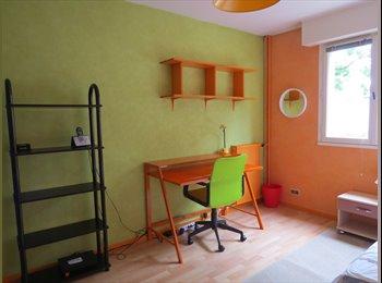 Appartager FR - Colocation sérieuse - Villejean - Beauregard, Rennes - 380 € / Mois