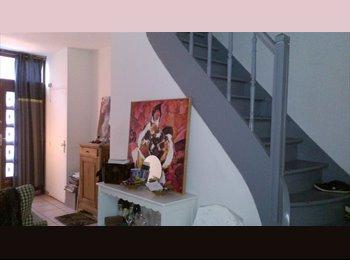 Appartager FR - Maison 75m2 / Lille - Cormontaigne - Vauban Esquermes, Lille - 535 € / Mois