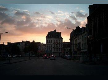 Appartager FR - Chambre a louer - Rouen, Rouen - 500 € / Mois