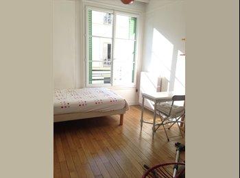 Appartager FR - chambre très agréable dans une maison à paris - 15ème Arrondissement, Paris - Ile De France - 600 € / Mois