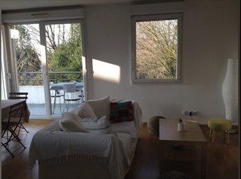 Appartager FR - Colocation T3 dans une résidence sécurisée 405TTC - Valenciennes, Valenciennes - 405 € / Mois