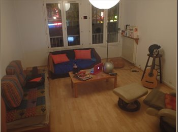 Appartager FR - Looking For Homemate !! (woman only) - 19ème Arrondissement, Paris - Ile De France - 600 € / Mois