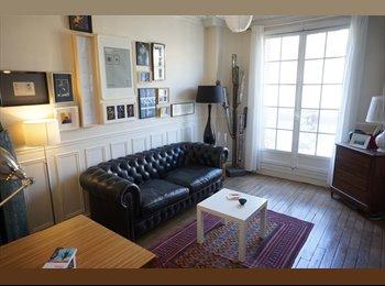Appartager FR - Hello ! Chambre dispo par ici - 13ème Arrondissement, Paris - Ile De France - 620 € / Mois
