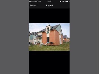 Appartager FR - Recherche coloc dans maison type f4 - Le Havre, Le Havre - 330 € / Mois