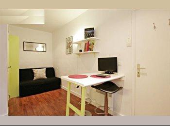 Appartager FR - Studio meublé dans le 2ème arrondissement Paris - 2ème Arrondissement, Paris - Ile De France - 540 € / Mois