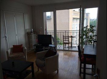 Appartager FR - Chambre libre Paris 20 - 20ème Arrondissement, Paris - Ile De France - 600 € / Mois