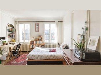Appartager FR - 3 semaines à Bastille/Le Marais / Chambre 18m2 - 4ème Arrondissement, Paris - Ile De France - 750 € / Mois