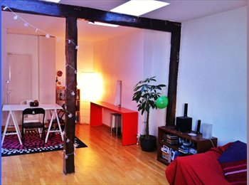 Appartager FR - Nice room in a spacious flat - Poissonniere Paris9 - 9ème Arrondissement, Paris - Ile De France - 840 € / Mois