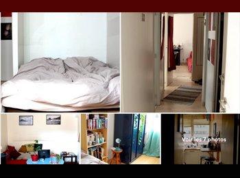 Appartager FR - Recherche colocataire sympathique ouvert, calme, - 13ème Arrondissement, Paris - Ile De France - 700 € / Mois