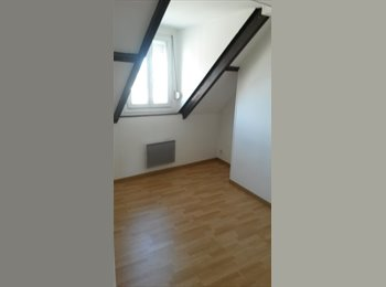 Appartager FR - Tergnier 77m2 colocation non meuble - Tergnier, Tergnier - 380 € / Mois