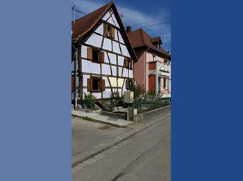 Appartager FR - Colocation à Hirtzbach - Hirtzbach, Hirtzbach - 380 € / Mois