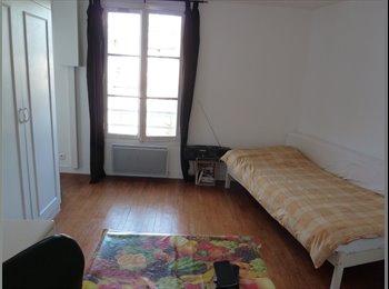 Appartager FR - STUDIO 25m2 disponible à 100pc pour 6 mois - 9ème Arrondissement, Paris - Ile De France - 660 € / Mois