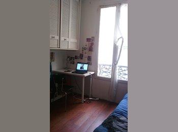 Appartager FR - Chambre sdb privée WIFI cuisine partagée - 3ème Arrondissement, Paris - Ile De France - 740 € / Mois