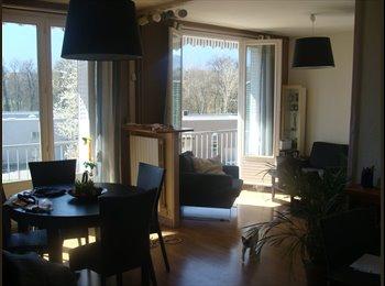 Appartager FR - Grand T3 meublé tout confort - Drumettaz-Clarafond, Drumettaz-Clarafond - 375 € / Mois