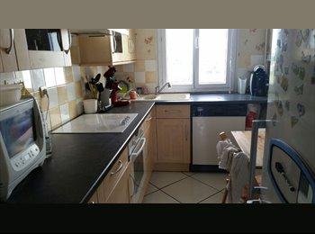 Appartager FR - T4 meublé résidence fermée dernier étage  - Caudéran, Bordeaux - 400 € / Mois