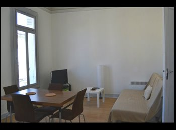 Appartager FR - Appart 75m² - Coloc possible - Victoire / Capucins - Capucins - Victoire - St Michel - Ste Croix, Bordeaux - 405 € / Mois