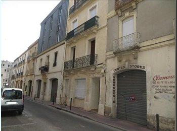 Appartager FR - propose logement - Montpellier-centre, Montpellier - 350 € / Mois