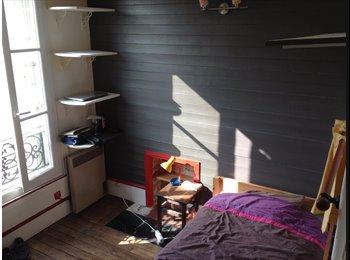 Appartager FR - chambre à louer - 17ème Arrondissement, Paris - Ile De France - 640 € / Mois