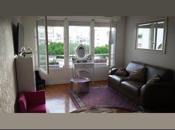 Appartager FR - Colocation chambre pour fille - 14ème Arrondissement, Paris - Ile De France - 750 € / Mois