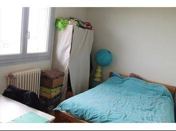 Appartager FR - coloc centre ville courtes durées (3 semaines max) - Péri, Toulouse - 470 € / Mois
