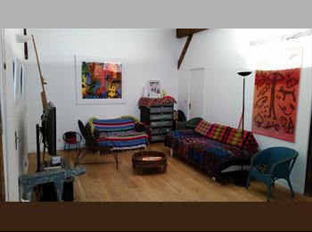 Appartager FR - Chambre dans loft - 11ème Arrondissement, Paris - Ile De France - 600 € / Mois