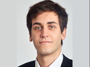Clément - 21 - Etudiant